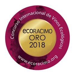 Ecoracimo de Oro 2018 para vino dulce PX
