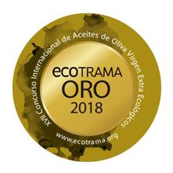 ECOTRAMA de Oro 2018 para Mondelia